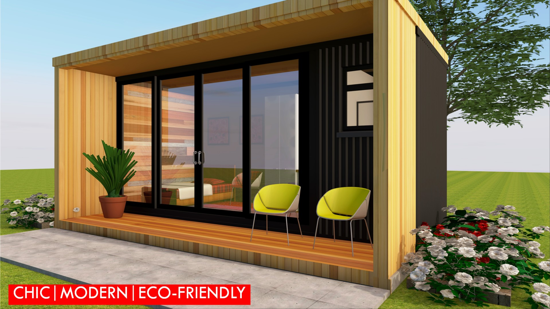 ways-to-save-money-when-building-a-shipping-container-house-20-foot-container-cabin