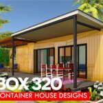 ECOBOX 320-sheltermode-shipping-container-prefab-homes