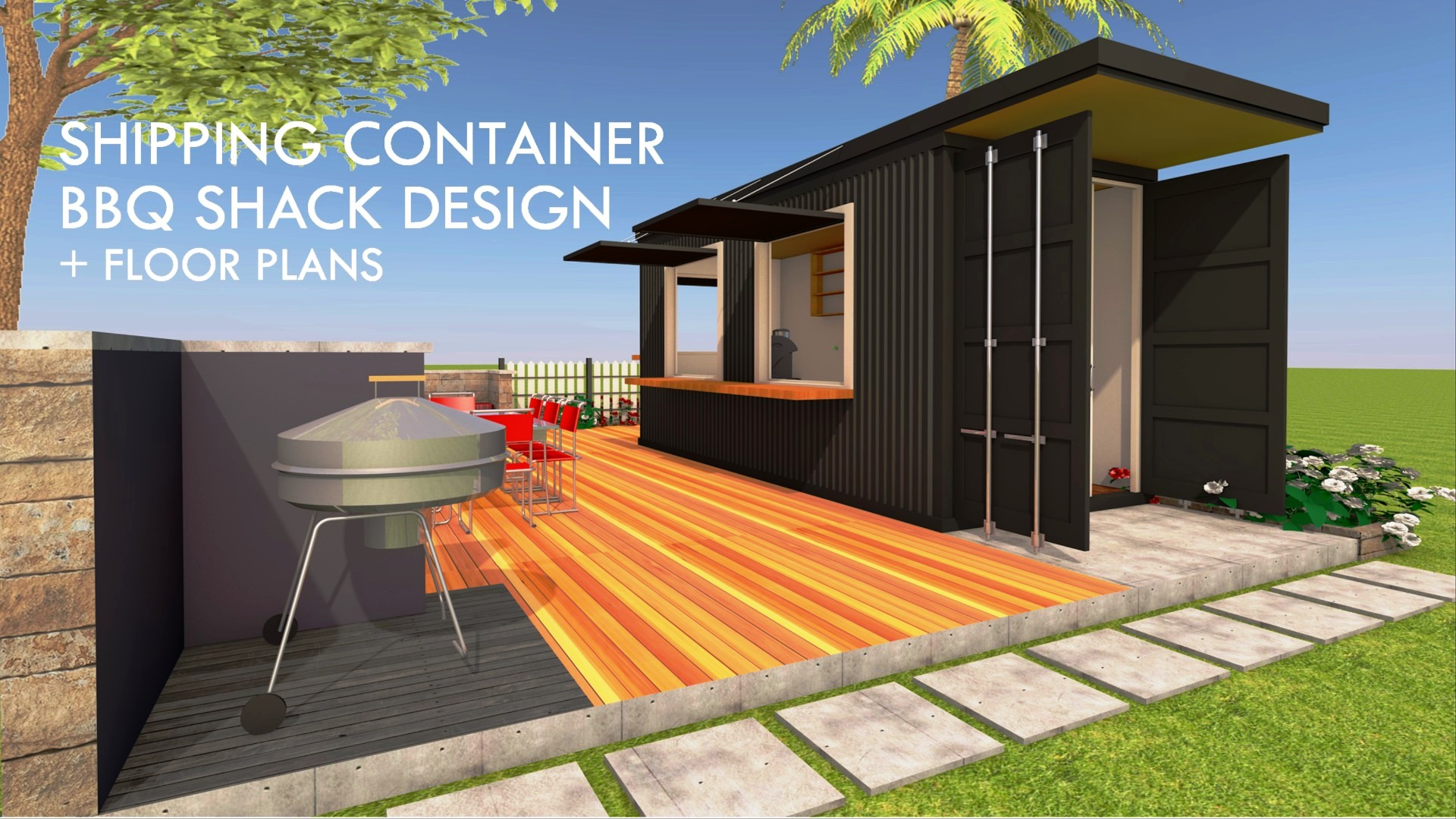 Ecobox 320 Shipping Container Prefab Homes Plans