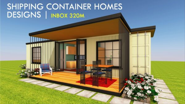 INBOX 320M-sheltermode-shipping-container-prefab-homes