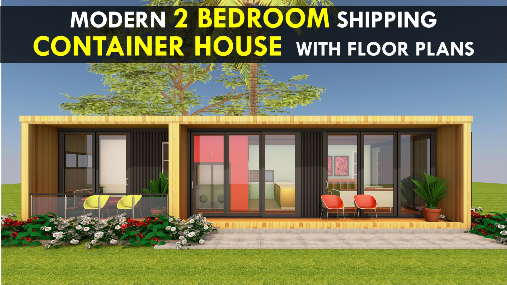 Modbox 640e Shipping Container Homes Plans