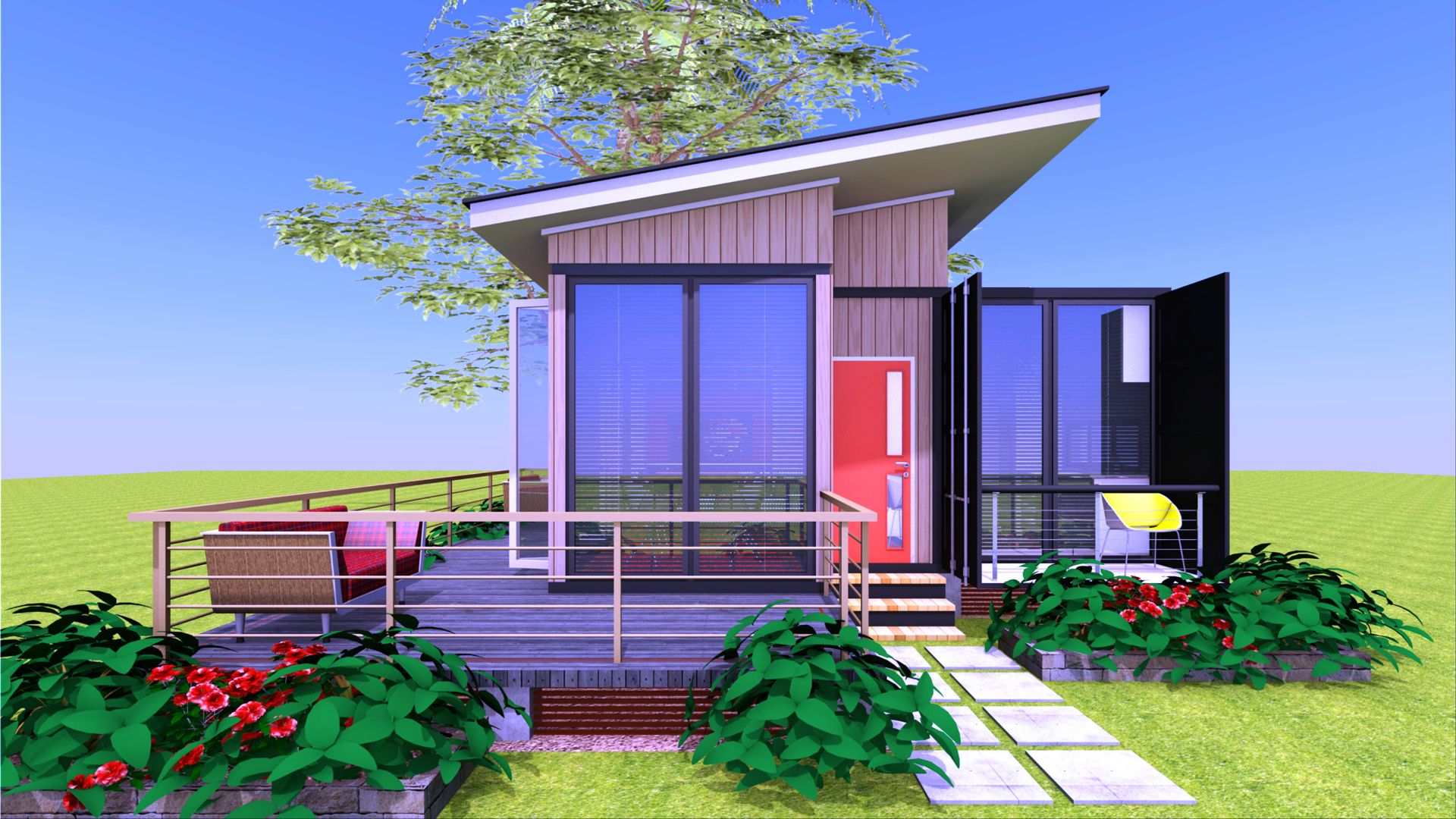 SHIPPING CONTAINER HOMES Archives | SHELTERMODESHIPPING CONTAINER ...