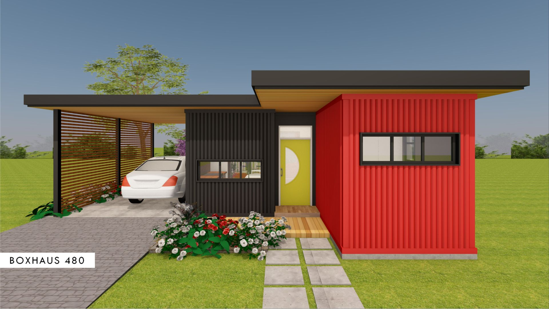 sheltermode-container-house